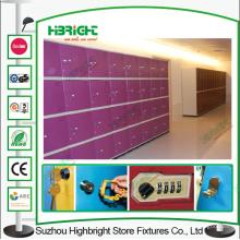 Material plástico do ABS euo-Friendly crianças armário armário de armazenamento
