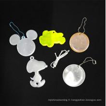 Salut Reflex Hangers / réflecteurs de sécurité hibou / jouets réfléchissants de sécurité
