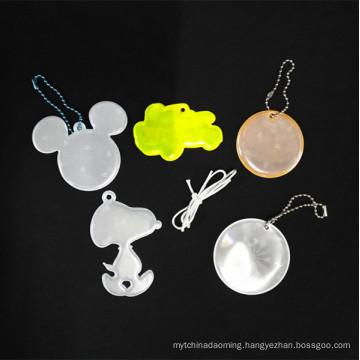 hi vis Reflex Hangers / Owl Safety Reflectors / reflective safety toys