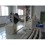 Coil Winding Machine With Frequency Conversion Electric Motor Manufacturing Equipment