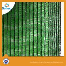 Le filet d'ombre d'agriculture de PE vert de Chine factroy