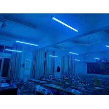 Lâmpada germicida de esterilizador de ar LED UVC com base