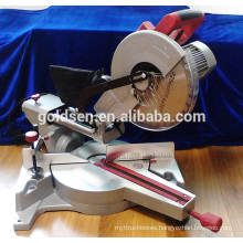 "305mm 1900w Low Noise Professional Aluminium Cutting Machine Electric Power 12"" Induction Motor Miter Saw"