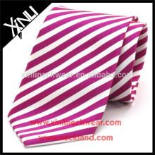 Handmade 100% Silk Stripe Tie Manufacturers