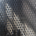 Stainless Steel Round Hole Perforated Metal Mesh