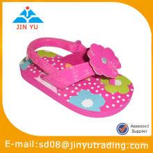 Sapato da sandália da eva das crianças Sassy