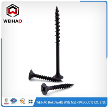 Best quality and factory for Coarse Thread Screws drywall screw black zinc supply to Anguilla Factory