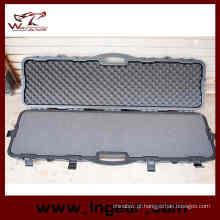 Tactical 132cm Anti choque Kit de ferramenta longa impermeável para caso de arma de Sniper