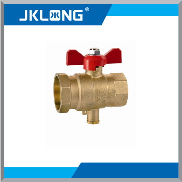 PN25 Brass Ball Valve Full Port