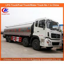 Caminhão de petroleiro do leite 25m3 para o caminhão de petroleiro 25tons do transporte do leite