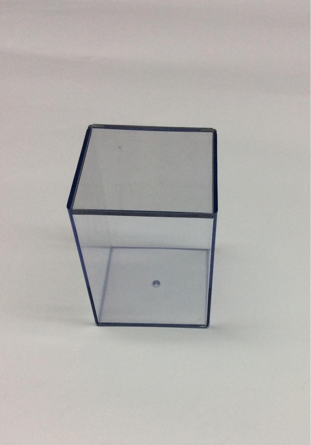 Square Transparent Storage Box