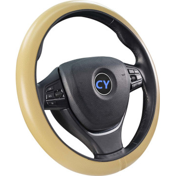 Good Quality for Black PU Steering Wheel Cover new pu steering wheel covers with bright surface supply to Cote D'Ivoire Supplier