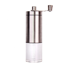 Fashion Portable Adjustable stainless steel manual coffee bean grinder