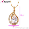 32193-Xuping Charms Brass Pendant with 18K Gold Plated