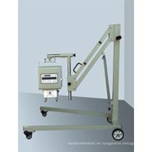 Máquina de rayos x de alta frecuencia portable