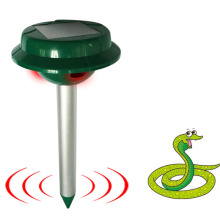 Zolition 2015 New Product solar electronic snake repellent with ultrasound ZN-2030S