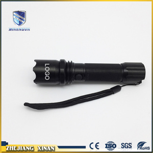 Small portable led flood traffic flashlight