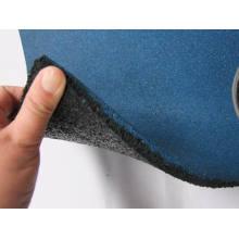 Petit pain en caoutchouc de vente chaude de 2017 bon marché / plancher de club de gymnastique d'Intelocking