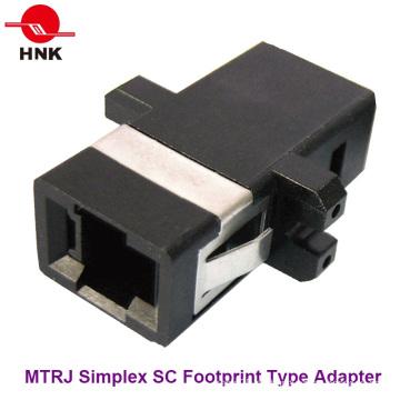 MTRJ Simplex Sc Typ Faseroptik-Adapter