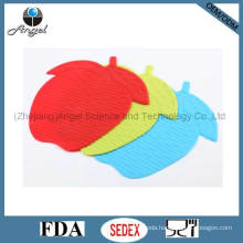 Silicone Heat Insulation Mat Silicone Cup Mat Sm07