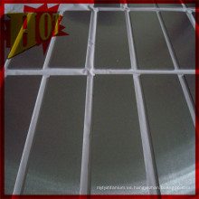 ASTM B381 Grade 2 Titanium Forging Plate en venta