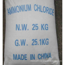 Neues Produkt 99,5% Chemische Dünger Ammoniumchlorid