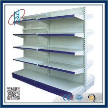 used supermarket shelves