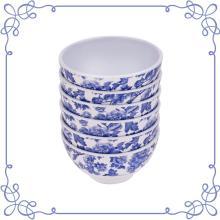 4-дюймовая меламиновая посуда Deep Bowl, набор из 6 шт.