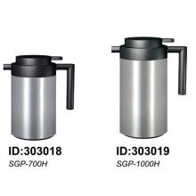 Pot à café peint au verre doublé en verre Sgp-1000h