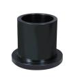 Bride d'extrémité de talon en plastique HDPE personnalisé de haute qualité