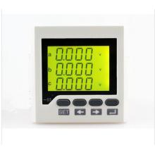 3AV7y Panel Size 80*80mm Factory Price Three Phase AC LCD Digital Display Voltmeter