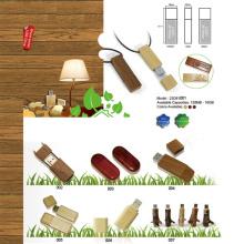 USB-Laufwerk mit Holzabdeckung (23D81001)