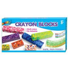 Vente chaude non toxique double fin crayons de couleur riche camouflage crayon multicolore colorie