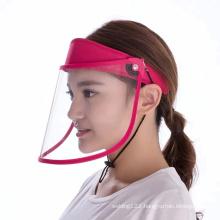 Protective face shield mask medical