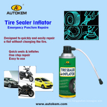 Tire Sealer Inflator, Tire Instant Repair, Tire Puncture Repair, Instant Fix
