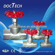 Válvula de contrapresión, válvula de retención en China 800WOG