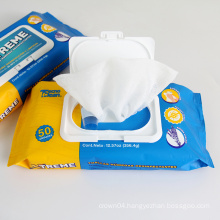 OEM Customized Non-Alcohol Wet Wipes