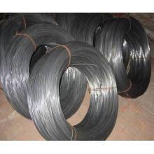 Arame de ferro preto para fabricação de unhas / matéria-prima para fabricação de grampos