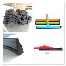 SGS EPDM Rubber Extrusion Squeegee Clean