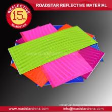 Self adhesive warning rim reflective stickers