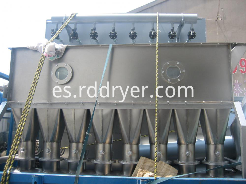 Best Selling Horizontal Boiling Dryer Xf Series Drying Machine