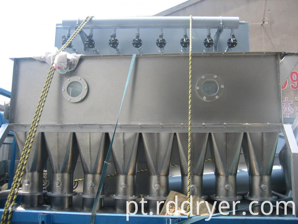 XF Series Horizontal Boiling Dryer for ChemicalXF Series Horizontal Boiling Dryer for Chemical