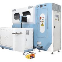 Máquina automática de llenado de la capa de pluma de ganso