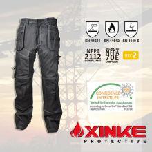 pantalones reflectantes de seguridad, pantalones de alta visibilidad