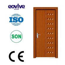 günstige Holztür Porzellanfabrik hergestellt, billige pvc-Tür und dor