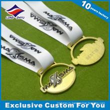 Дешевые Античные Спортивные Медали Католический Святой Медали Индивидуальные Медали