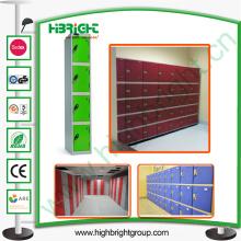Armario deportivo en ABS, armario ABS, gabinete de almacenamiento de plástico