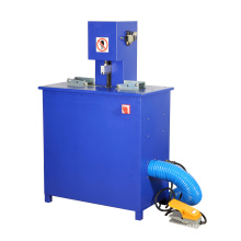 """factory direct supply high quality Max hose size 2"""" Hydraulic rubber hose cutting machine"""