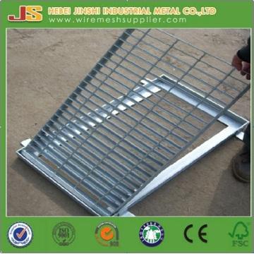Grade de aço de alta qualidade para piso
