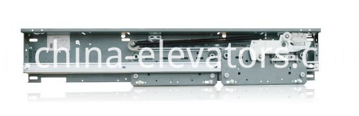 Fermator Elevator Landing Door Device Telescopic, Side Opening
